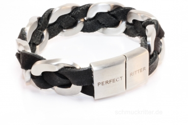 """RITTER PERFECT"" - made by M.C.Ritter, Armband, echte Handarbeit"